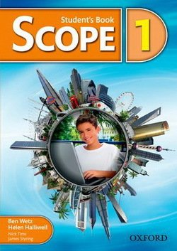 Scope 1 Students Book ISBN: 9780194506007