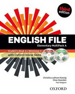 English File (3rd Edition) Elementary MultiPACK A with Online Skills ISBN: 9780194517904