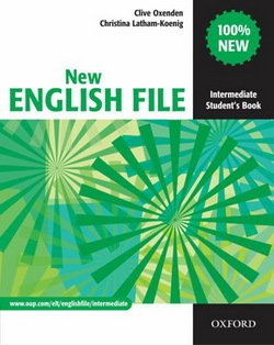 New English File Intermediate Student's Book ISBN: 9780194518000