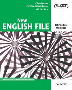 New English File Intermediate Workbook without Answer Key ISBN: 9780194518048