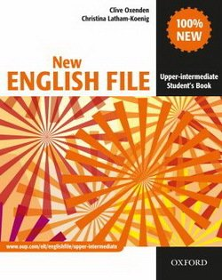 New English File Upper Intermediate Student's Book ISBN: 9780194518420