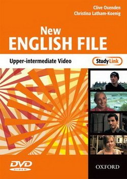 New English File Upper Intermediate Study Link Video DVD ISBN: 9780194518543