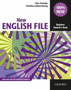 New English File Beginner Student's Book ISBN: 9780194518697