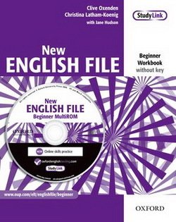 New English File Beginner Workbook with MultiROM ISBN: 9780194518727