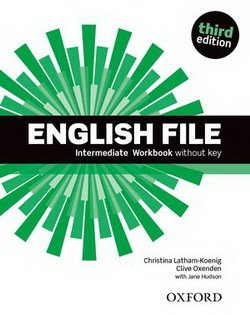 English File (3rd Edition) Intermediate Workbook without key ISBN: 9780194519830