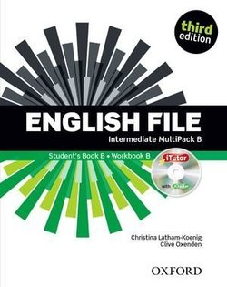 English File (3rd Edition) Intermediate MultiPACK B (without CD-ROM) ISBN: 9780194520478