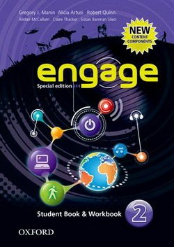 Engage (Special Edition) 2 Student Book Pack ISBN: 9780194538831