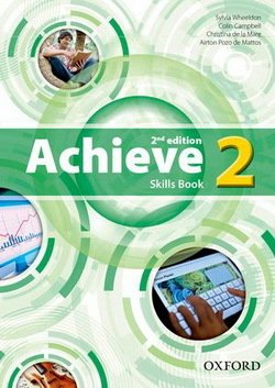 Achieve (2nd Edition) 2 Skills Book ISBN: 9780194556392