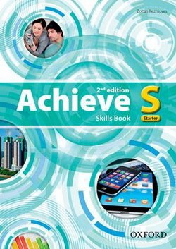 Achieve (2nd Edition) Starter Skills Book ISBN: 9780194556446