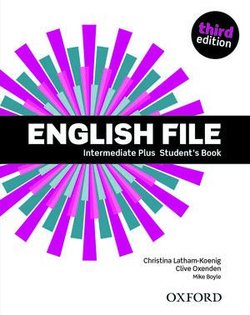 English File (3rd Edition) Intermediate * PLUS * Student's Book (without iTutor CD-ROM) ISBN: 9780194558099
