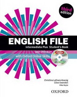 English File (3rd Edition) Intermediate * PLUS * Student's Book with iTutor CD-ROM & Online Skills Practice ISBN: 9780194558297
