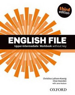 English File (3rd Edition) Upper Intermediate Workbook without Key ISBN: 9780194558495