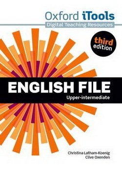 English File (3rd Edition) Upper Intermediate iTools DVD-ROM ISBN: 9780194558778