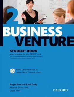 Business Venture (3rd Edition) 2 Pre-Intermediate Student's Book with MultiROM ISBN: 9780194578189