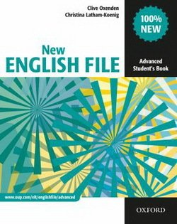New English File Advanced Student's Book ISBN: 9780194594585