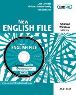 New English File Advanced Workbook With Answer Key And Multirom Pack 9780194594639 Cambridge International Book Centre Specialist Website For Learning Teaching English Efl Elt Books