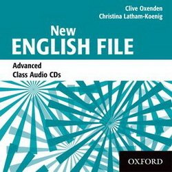 New English File Advanced Class Audio CDs (3) ISBN: 9780194594837