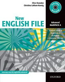 New English File Advanced MultiPACK A ISBN: 9780194595841