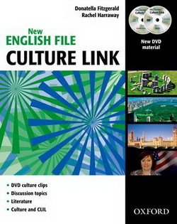 New English File Culture Link with Audio CD & DVD (Pre-Intermediate - Intermediate)  ISBN: 9780194595964