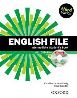 English File (3rd Edition) Intermediate Student's Book (without iTutor CD-ROM) ISBN: 9780194519755