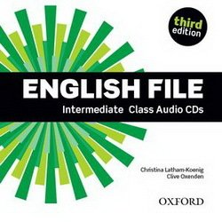 English File (3rd Edition) Intermediate Class Audio CDs ISBN: 9780194597197