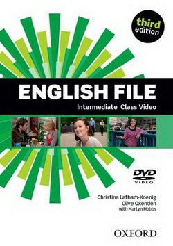 English File (3rd Edition) Intermediate Class DVD ISBN: 9780194597203