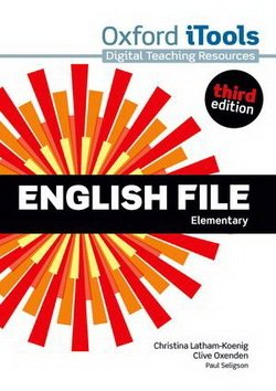 English File (3rd Edition) Elementary iTools DVD-ROM ISBN: 9780194598606