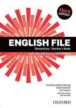 English File (3rd Edition) Elementary Teacher's Book with Test & Assessment CD-ROM ISBN: 9780194598743