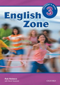 English Zone 3 Student's Book ISBN: 9780194618144