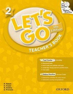 Let's Go (4th Edition) 2 Teacher's Book with Test Center
