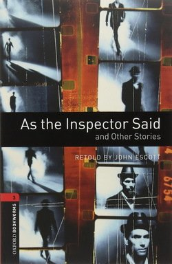 OBL3 As the Inspector Said and Other Stories with MP3 Audio Download ISBN: 9780194657952