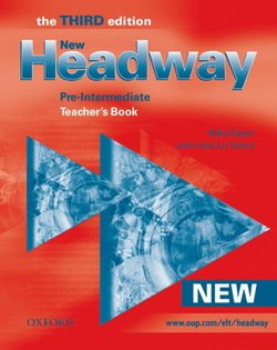 New Headway (3rd Edition) Pre-Intermediate Teacher's Book ISBN: 9780194715881