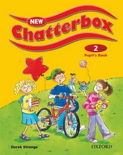 New Chatterbox 2 Pupil's Book ISBN: 9780194728089