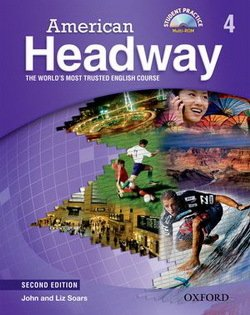 American Headway (2nd Edition) 4 Student Book with MultiROM ISBN: 9780194729024