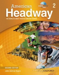 American Headway (2nd Edition) 2 Student Book with MultiROM ISBN: 9780194729642