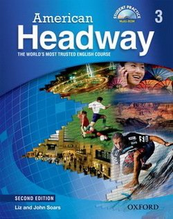 American Headway (2nd Edition) 3 Student Book with MultiROM ISBN: 9780194729833