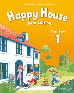 Happy House (New Edition) 1 Class Book ISBN: 9780194730532