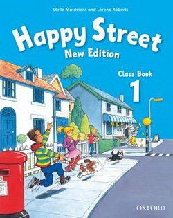 Happy Street (New Edition) 1 Class Book ISBN: 9780194730952