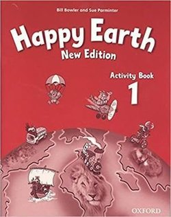 Happy Earth (New Edition) 1 Activity Book (without