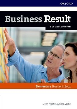 Business Result (2nd Edition) Elementary Teacher's Book with DVD ISBN: 9780194738712