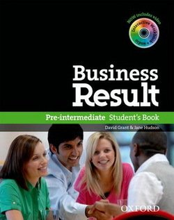 Business Result Pre-Intermediate Student's Book with DVD-ROM & Online Workbook ISBN: 9780194739382