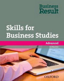 Business Result Advanced Skills for Business Studies Workbook ISBN: 9780194739498