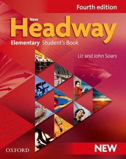 New Headway (4th Edition) Elementary Student's Book ISBN: 9780194768986