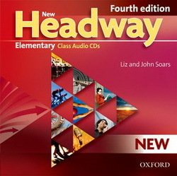 New Headway (4th Edition) Elementary Class Audio CDs (3) ISBN: 9780194769075