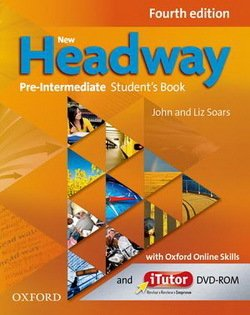 New Headway (4th Edition) Pre-Intermediate Student's Book with iTutor & Online Practice ISBN: 9780194772754