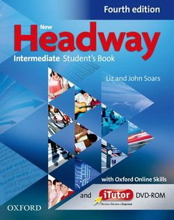 New Headway (4th Edition) Intermediate Student's Book with iTutor & Online Practice ISBN: 9780194772785