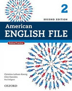 American English File (2nd Edition) 2 Student's Book with iTutor ISBN: 9780194776165