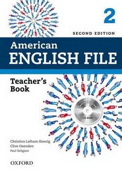 american english file 2b