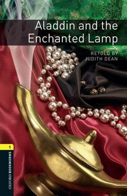 OBL1 Aladdin and the Enchanted Lamp Book with MP3 Audio Download ISBN: 9780194620437