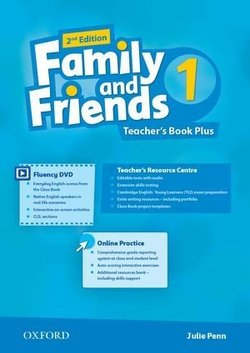 Family and Friends (2nd Edition) 1 Teacher's Book Plus Pack (with Online  Resources)